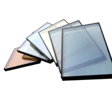 6Low- E-70/60/50+12A+6mm Insulated low-e Glass double glazed glass panels