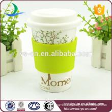 Tazas personalizadas de cerámica moderna de la venta caliente