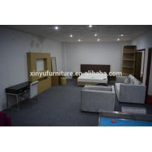 Mobilier de chambre d'hôtel 4 étoiles commercial XYN2528
