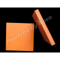Folha laminada de isolamento elétrico de papel fenólico