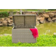 Poly Rattan Outdoor Garden Furniture Trunk