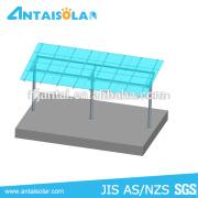 Steel Solar Canopy/Carport