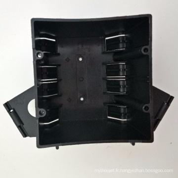 YGC-017 Boîte de jonction électrique en plastique imperméable ignifuge ip65