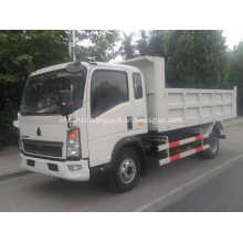 Sinotruk Howo Light Duty Dump Truck 116 HP