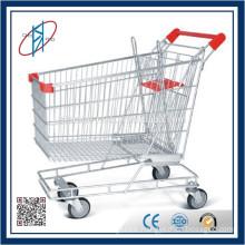 Zinc Shopping Carts