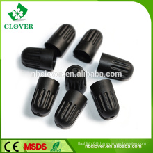 Plastic custom air alert tire valve caps for car