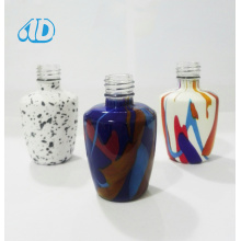 Wholesale New Product Color Pet Nail Polish Glass Bottle 15ml