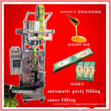 Automatic Sauce and Pasty Filling Machine