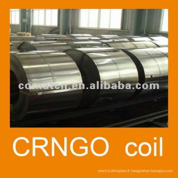 Aciers au silicium de CRNGO pour la production de l'industrie