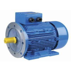 High efficiency 3 phase asynchronous motor