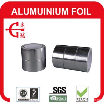 Cinta de papel de aluminio flexible para conducto de aire Glassfiber
