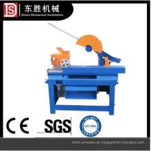 Máquina de corte semi-automática multiuso para fundição de aço