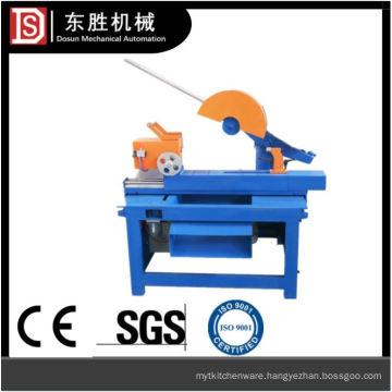 Investment casting metal cutting machine