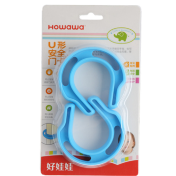 Infant Plastic Safety Guard Tür oder Kabinett Stopper