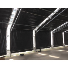 Factory directly for Plastic Film Greenhouse Agriculture Tunnel Light Deprivation Blackout Greenhouse export to Singapore Wholesale