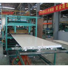 CHINA EPS Sandwich Panel Line MASCHINE