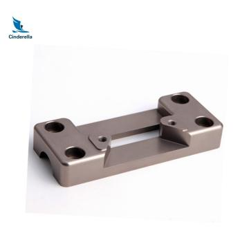 Anodized Titanium Coating Aluminum CNC Machining Part