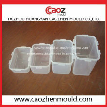 Verschiedene Volumen Plastikverschluss-Verschluss-Behälter-Form