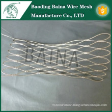 China baina export high-class quality stainless steel wire fence