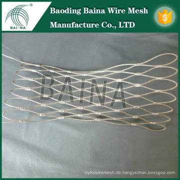 China Baina Export hochwertigen Qualität Edelstahl Draht Zaun