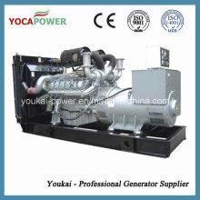 Motor diesel de Doosan 500kw / 625kVA Grupo electrógeno diesel