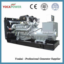 Korean Doosan Engine 500kw/625kVA Diesel Generator Set