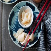 Сладкий и уксус суши имбирь