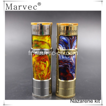 Vapes mécanique Mod Kit E Cigarette Mod Box