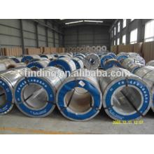 hoja en frío aluminio acero bobina/ppgi robar bobina acero de hoja para la venta