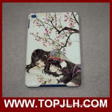 Sublimation Plastic Mobile Phone Case for iPad Mini 4