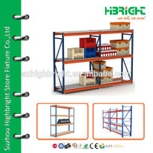 Heavy duty storage steel shelf pallet racking shelving