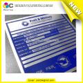Umweltfreundliche Dekoration Polyester-Etiketten