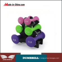 Back Dumbbell Exercise Upright Row Tree Set