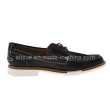Niedrige Preis-Leder-Boots-Schuh-Fabrik-Großverkauf