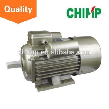 Serie YL CA monofásico dos valores capacitores motor eléctrico de inducción para compresor de aire