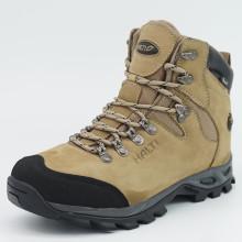 Hommes Chaussures de plein air Chaussures imperméables en cuir de cuir véritable