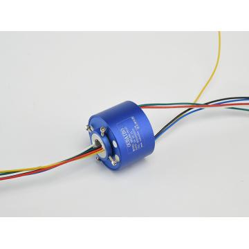 Electrical Through-bore Slip Ring Custom