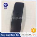 Black color homogenous double wear resisting PVC dance floor