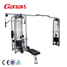 Ganas Gym Fitness Multi Dschungel 5 Stapel