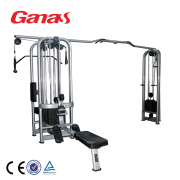 Ganas Gym Fitness Çok Jungle 5 Yığınları