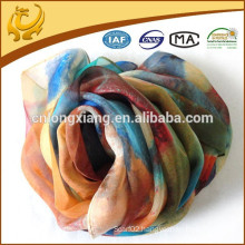 The Hand Is Soft Thin Chiffon Scarf
