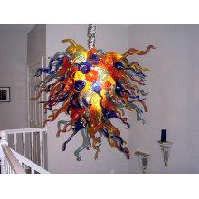 100% Handmade Color Acrylic LED Lighting Chandelier Light