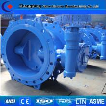 DN700 elektrische Antrieb Absperrklappe