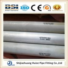 Tubo de aleación de aluminio anodizado