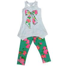 Summer Kids Girl Suit Niños Ropa para el desgaste de los niños SGS-104