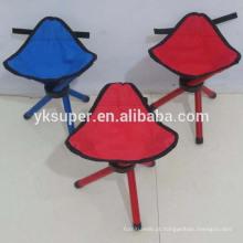 Fábrica Profissional de Suprimentos Cadeira de pesca portátil cadeira de dobrar ao ar livre do fabricante