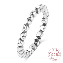 Antique Sterling Silver Ring Band for Women (SRI0027-B)