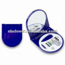 hot-selling mini sewing kit with mirror