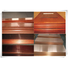 Hot Sale copper sheet made in China 4mm,6mm,10mm