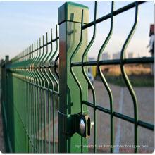 Cerca del acoplamiento de alambre --- Valla soldada del acoplamiento en panel